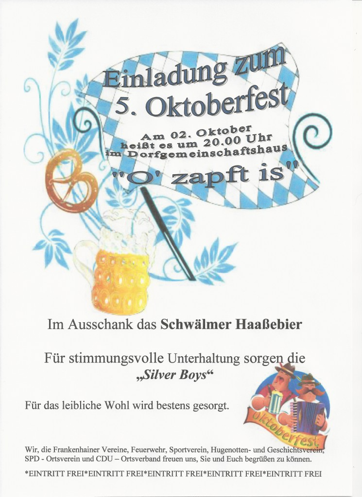 5.Oktoberfest
